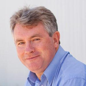 Portrait photo of Azmera President Phil Bourke